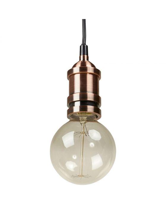 Arne Copper Industrial Ceiling Light