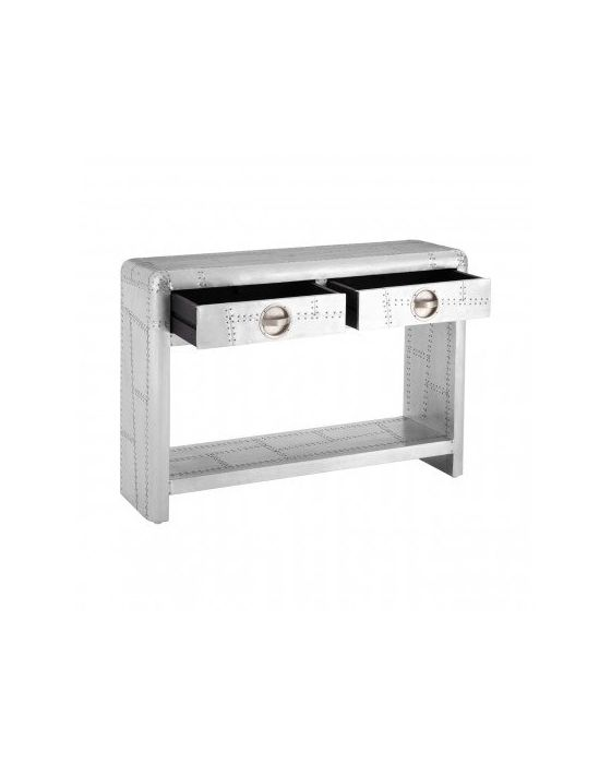 Aviator 2 Drawer Console Table