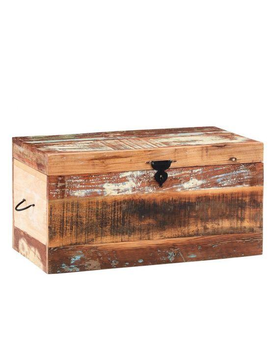 Beach House Storage Box Coffee Table