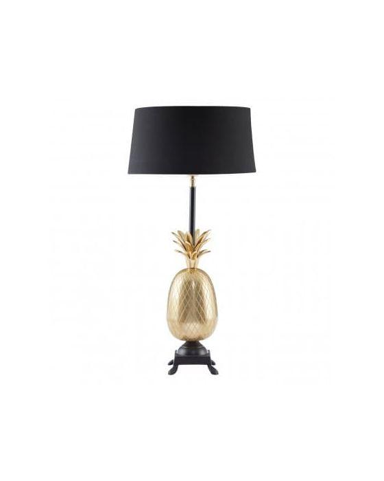 Bovo Gold Pineapple Table Lamp