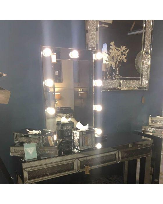 9 Light Broadway Mirror