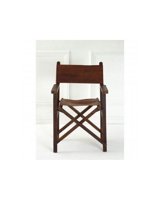 Buffalo Folding Chair