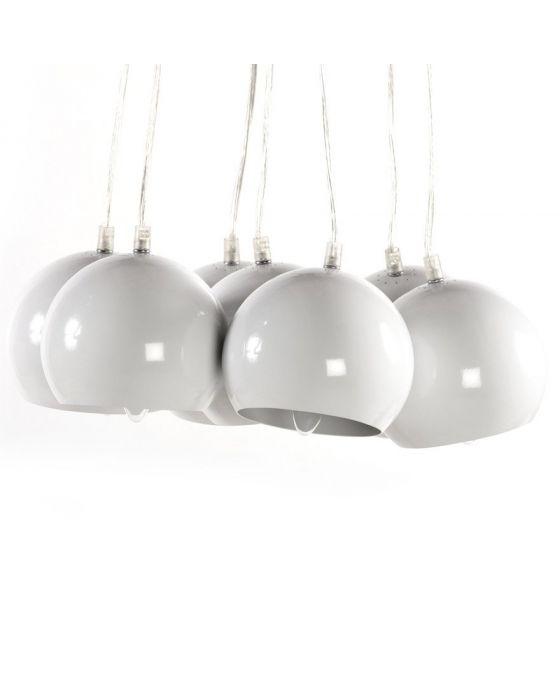 Chloe Grouped Ball Ceiling Light