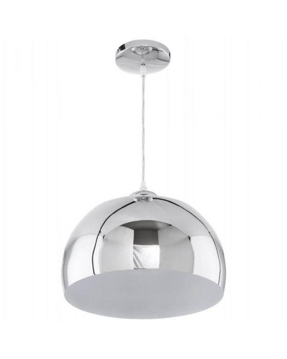Theo Chrome Dome Spotlight Ceiling Light