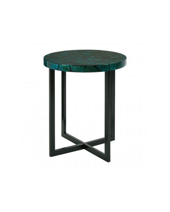 Darja Round Side Table