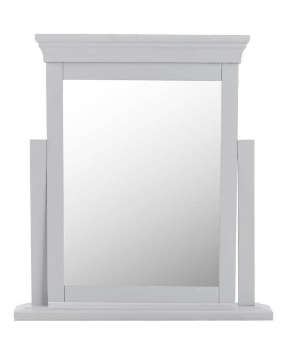 Edelmar Pine Grey Trinket Mirror