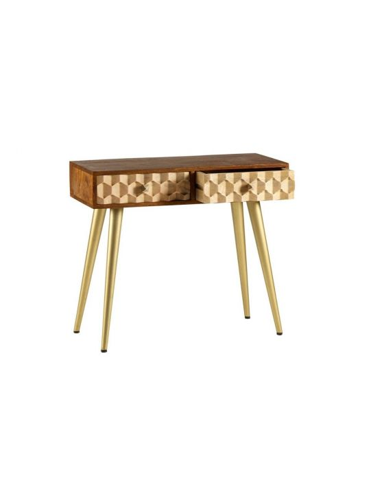 Edison 2 Drawer Console Table