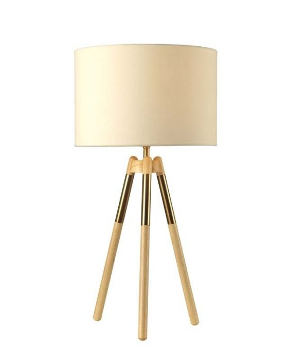 Ely Natural Table Lamp