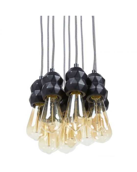 Fingal 9 Bulb Adjustable Ceiling Light