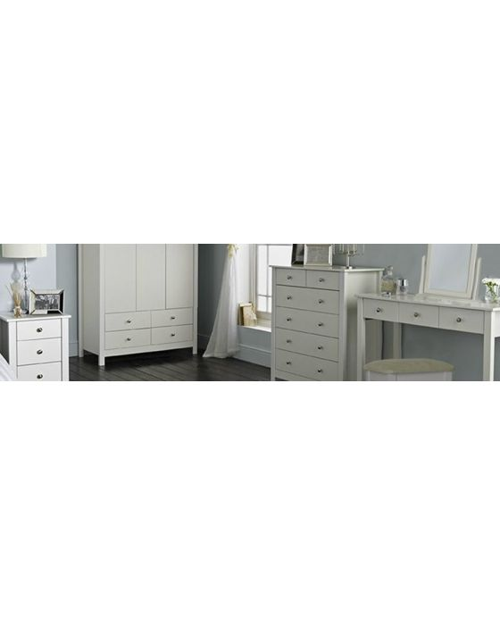 Florence Chest of 3 Drawers
