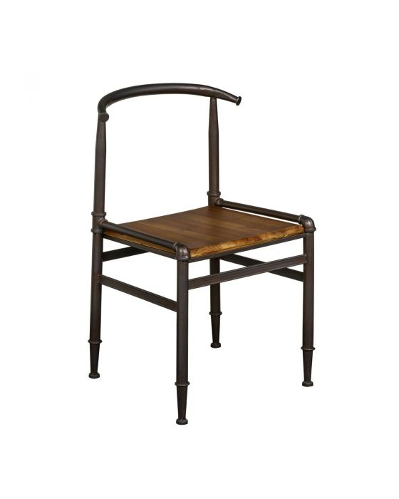Foundry Chair - Curved Back