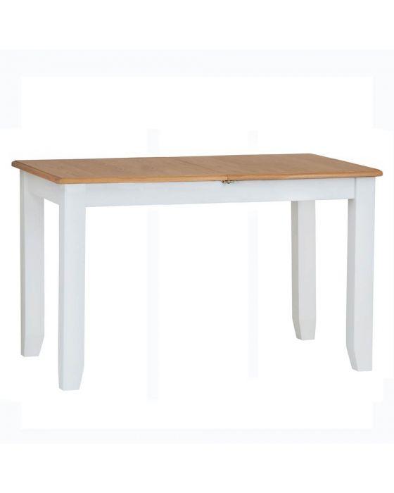 Gaetan Oak Extending Dining Table