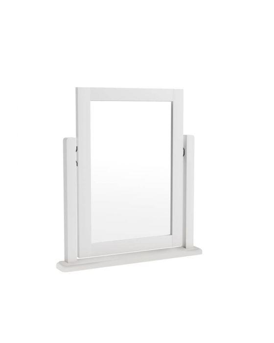 Gaetan Oak Trinket mirror