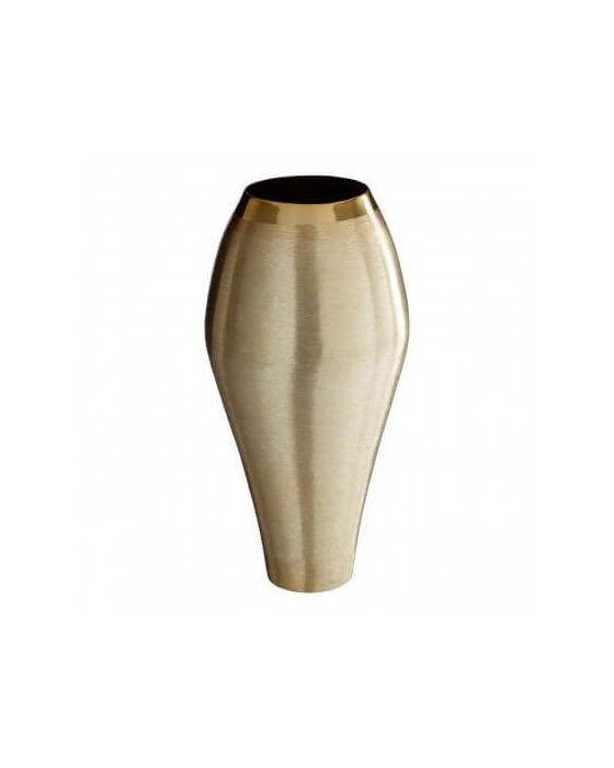 Gold Finish Premium Ceramic Vase
