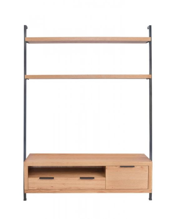 Iestyn TV Unit with Shelves