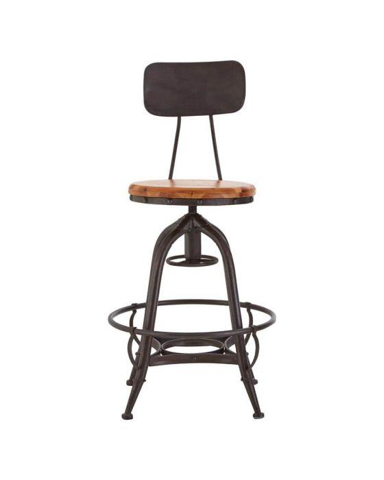 Industrial New Edition Adjustable Bar Chair