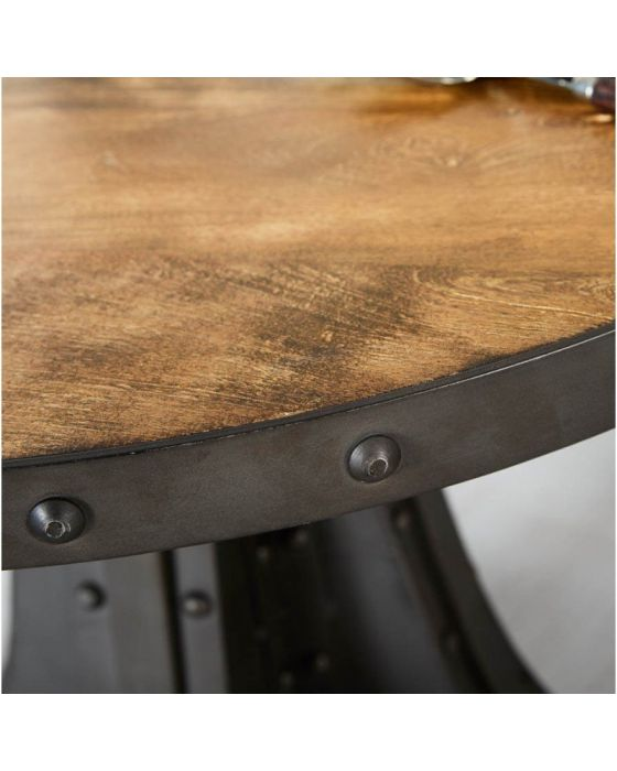 Industrial Eco Friendly Dining Table