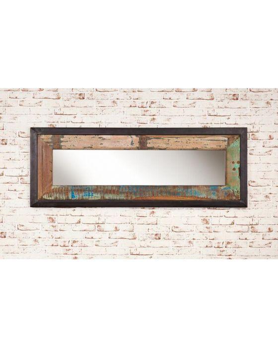 Industrial Reclaimed Wall Mirror