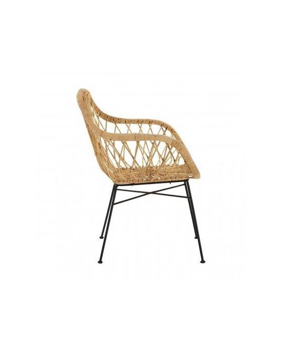 Java Flower Chair