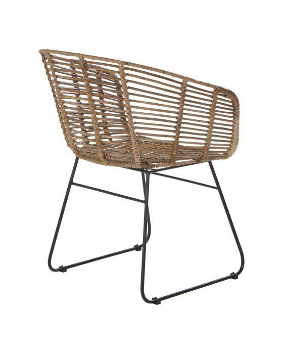 Java Grey Chair