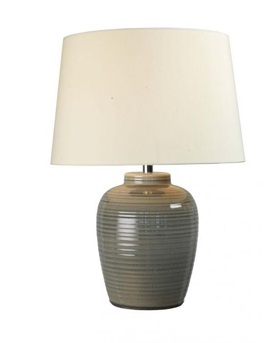 Lume Barrel Table Lamp