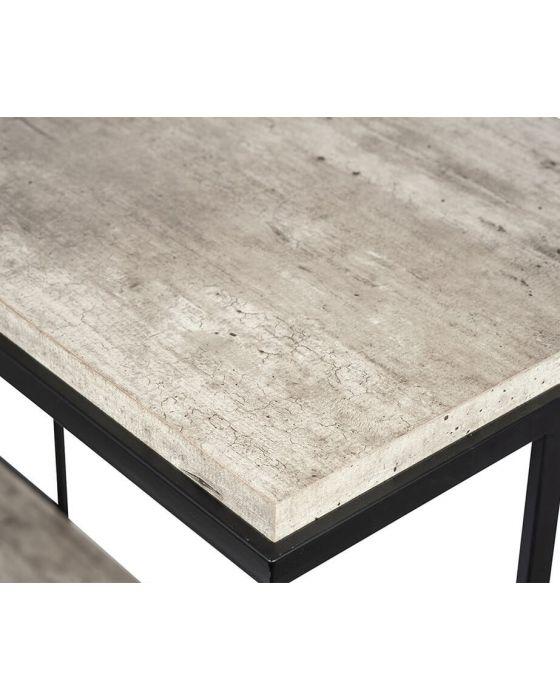 Malmo Concrete Effect Console Table