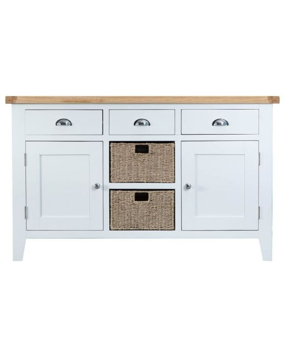 Newholme White Sideboard