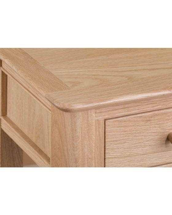 Noah Oak Side Table