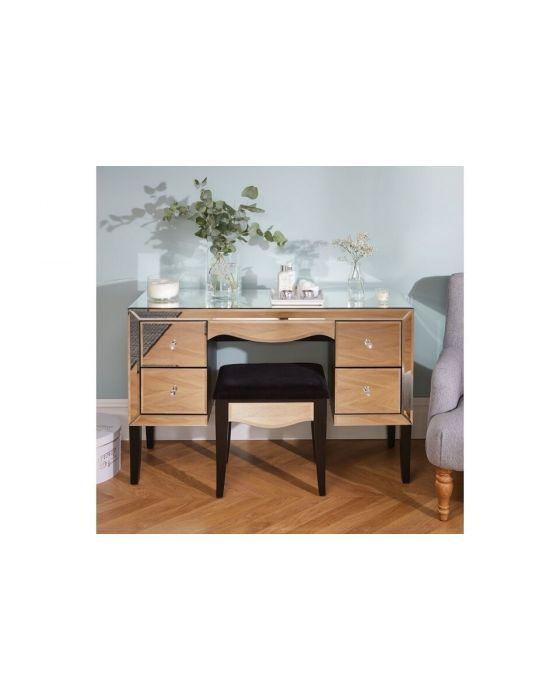 Palma Mirrored Dressing Table