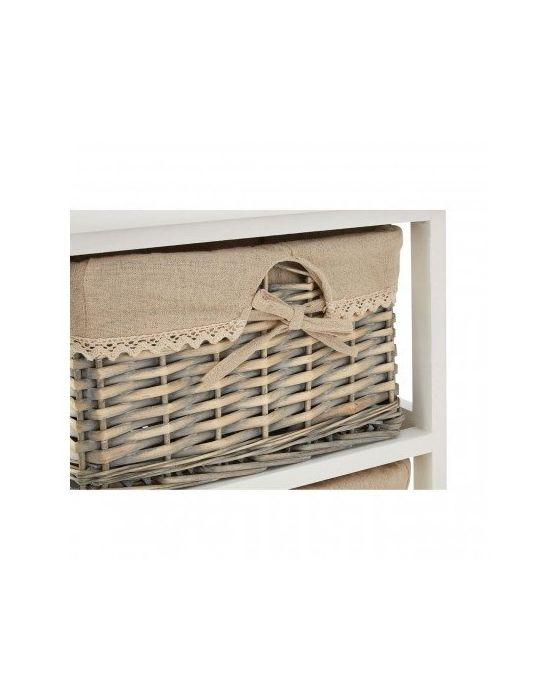 Paulownia Wood Mesa 3 Drawer Chest