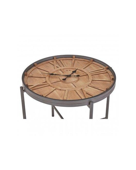 Trinity Side Table Clock Face