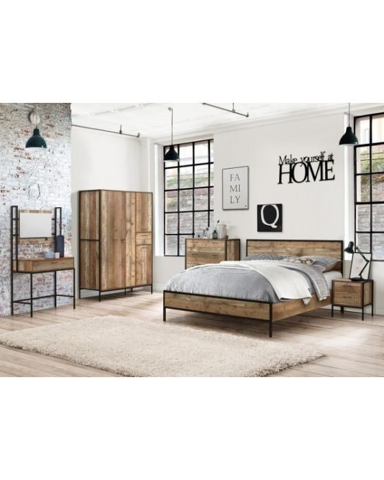 Urban Rustic Bed Frames