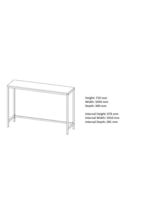 Urban Console Table