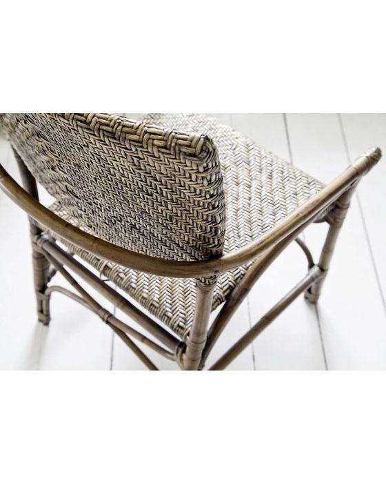 Wicker Jester Chair