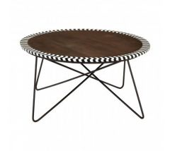 Artisan Round Acacia Coffee Table