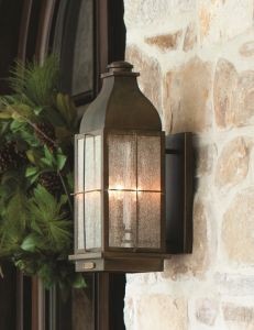 Bingham 3Lt Medium Wall Lantern