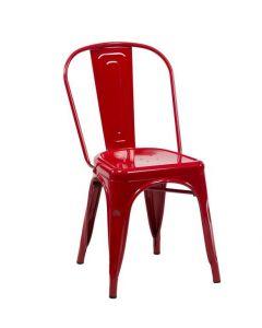 Casper Metal Factory Chair