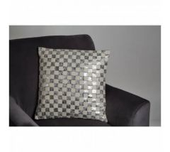 Chelsea Town Check Cushion