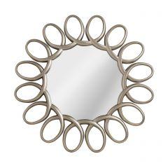 Champagne Swirl Principal Wall Mirror