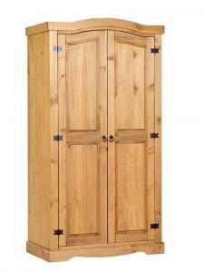 Corona 2 Door Wardrobe