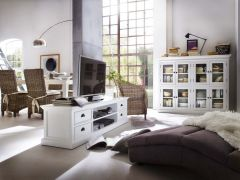 Halifax Large TV Unit With 4 Drawers