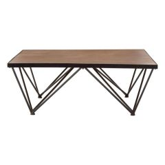 Industrial Foundry Coffee Table