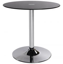 Kokoon Modern Small Round Table