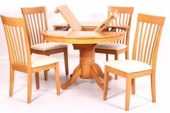 Leicester Extending Dining Table