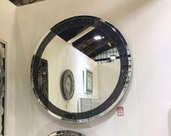 Manor Black Diamond Wall Mirror