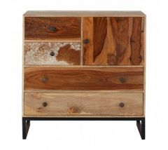 Mara Mango Wood Colourful Sideboard