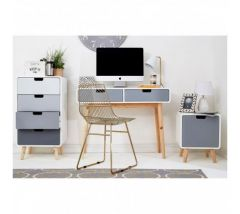 Milo 2 Drawer Console Table