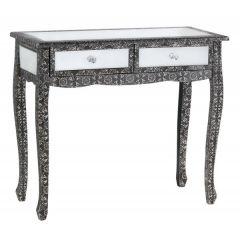 Mirrored Chaandhi Kar Console Table