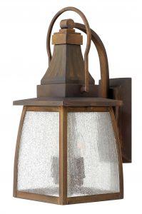 Montauk 2Lt Small Wall Lantern
