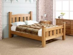 Oxfordshire Oak Bed Frames
